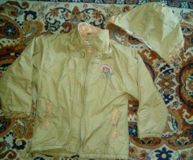 Куртка весна-осень примерно на 8-10 лет. Фото 1. Тольятти.
