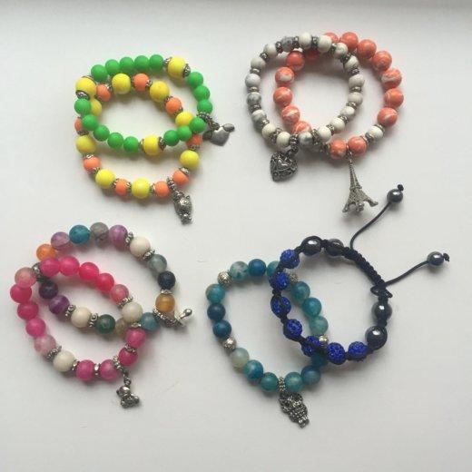 Новые браслеты. Фото 1. Химки.