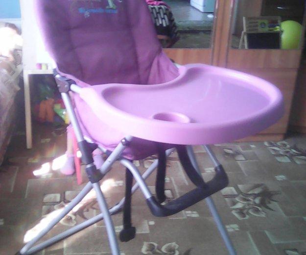 Детский стульчик. Фото 1. Чита.