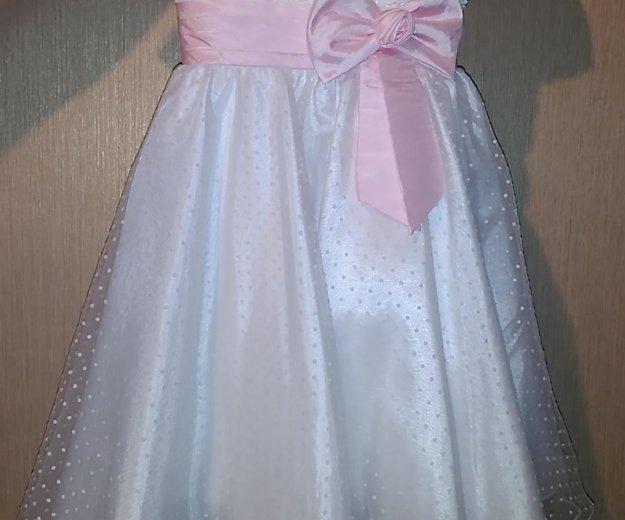 Платье для девочки р.116. Фото 1. Москва.