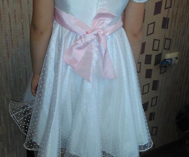 Платье для девочки р.116. Фото 3. Москва.
