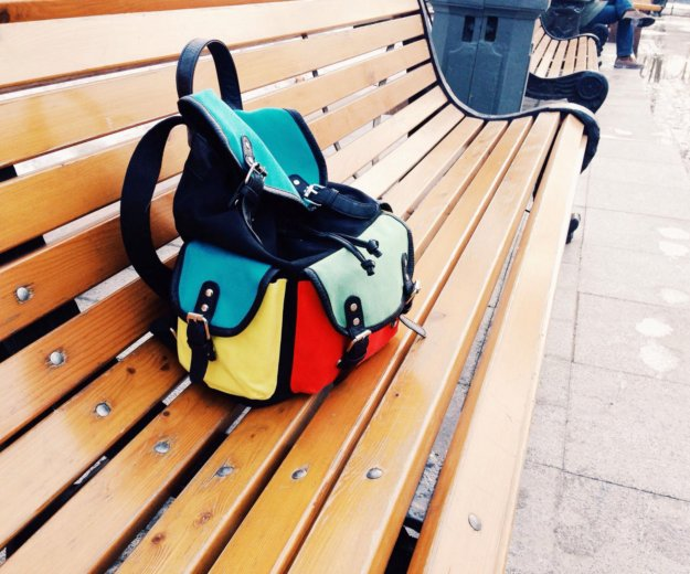 Рюкзак. Фото 2. Москва.