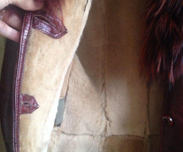Дубленка женская. Фото 2.