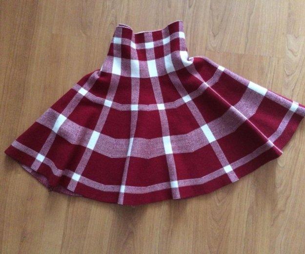 Тёплая юбка. Фото 1.