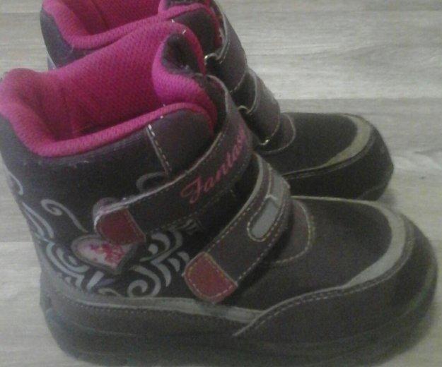 Продам ботиночки на осень. Фото 2. Тольятти.