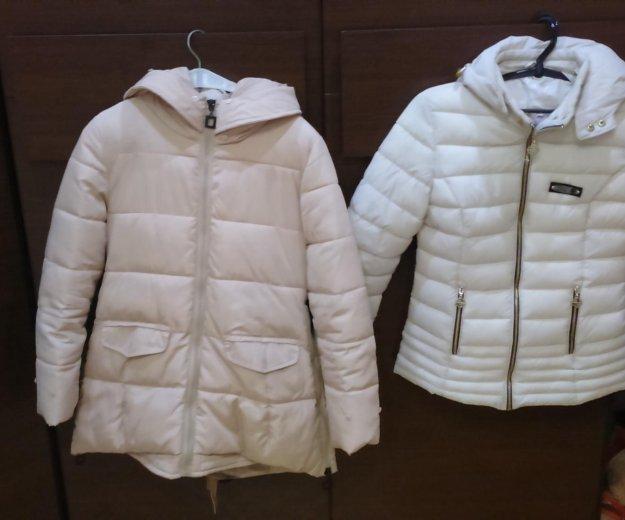 Куртки с капюшоном демисезонные размер 44. Фото 1. Ставрополь.