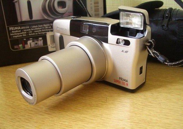 Canon super shot z135n. Фото 1. Иркутск.