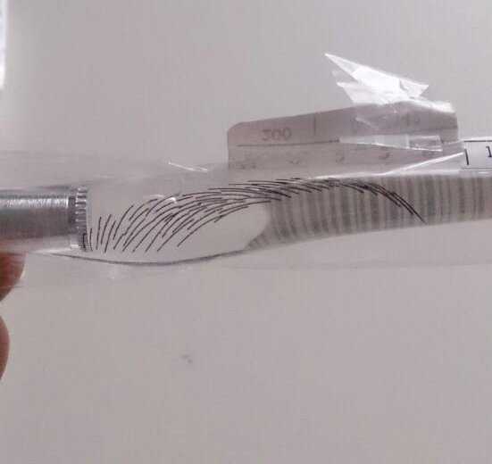 Ручка манипула для микроблединга. Фото 2. Санкт-Петербург.