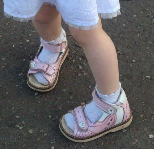 Сандали на девочку. Фото 1. Москва.