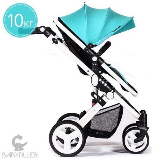 Детская коляска babyruler st-166 freekids. Фото 1.
