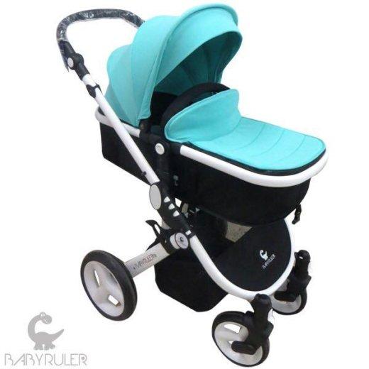Детская коляска babyruler st-166 freekids. Фото 3.