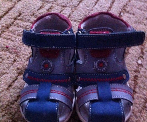 Обувь. Фото 2. Прохладный.