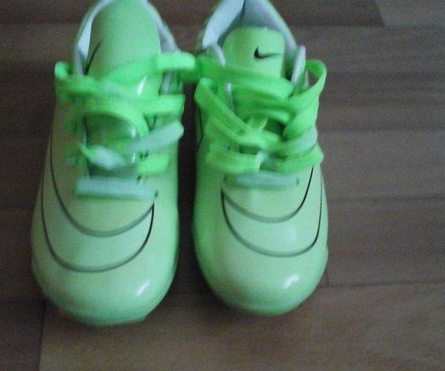 Футбольная обувь. Фото 1. Сатка.