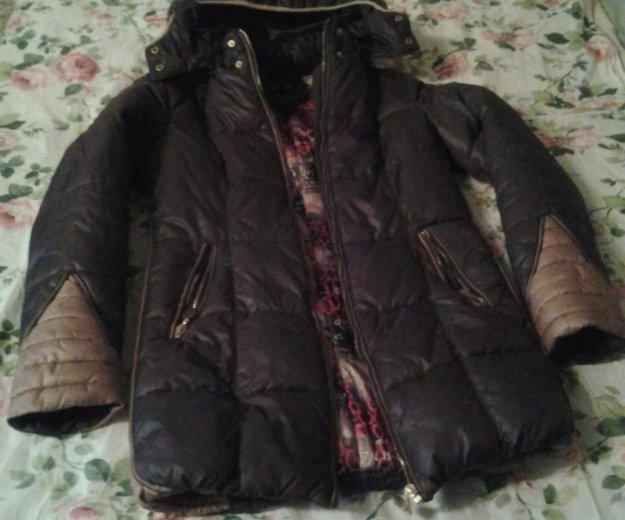 Теплая куртка. Фото 3. Москва.