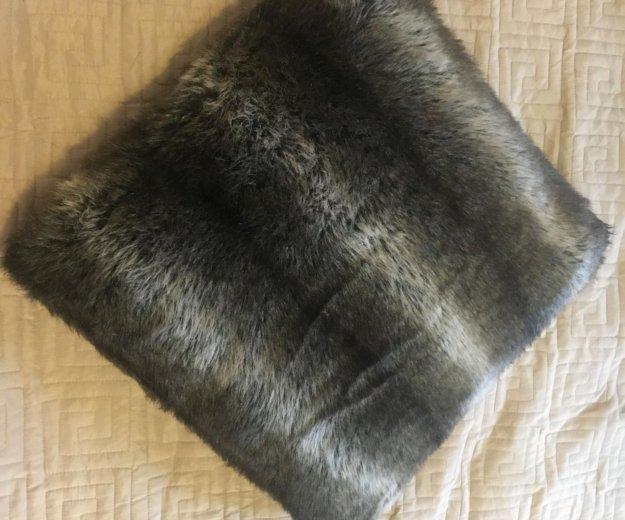 Две меховые подушки. Фото 2. Мытищи.