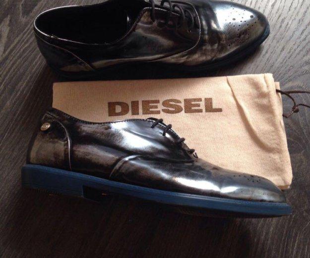 Diesel ботинки лоферы оригинал. Фото 3. Москва.