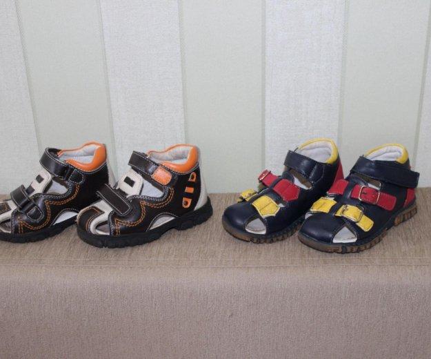 Обувь б/у мальчик. Фото 2. Прокопьевск.