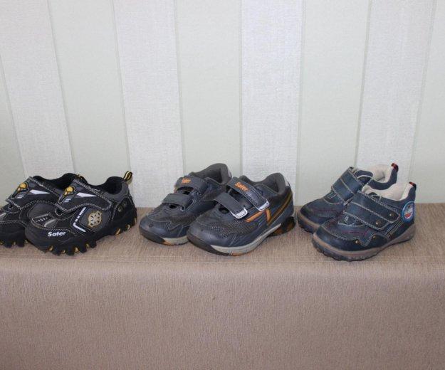 Обувь б/у мальчик. Фото 4. Прокопьевск.