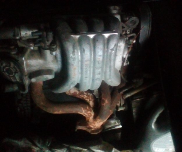 Двигатель от масквича святогор ренно. Фото 1.