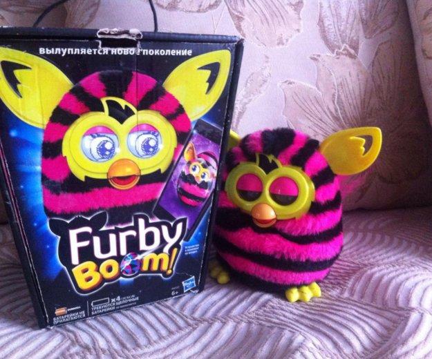 Игрушка furby boom ферби бум. Фото 1. Белгород.