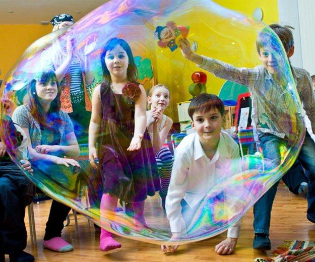 Сказочные аниматоры на детском празднике. Фото 2. Люберцы.
