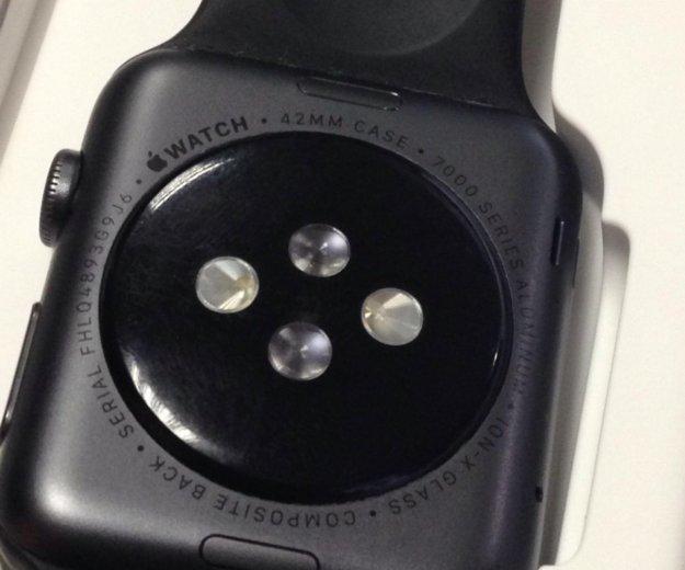 Apple watch sport 42mm. Фото 2. Екатеринбург.