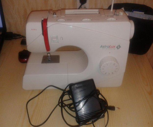 Швейная машина astralux. Фото 1.