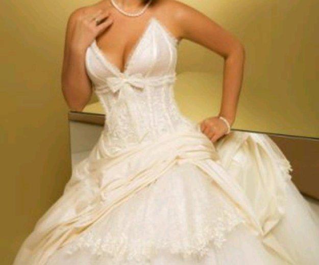 Свадебное платье от анны богдан. Фото 1. Новороссийск.