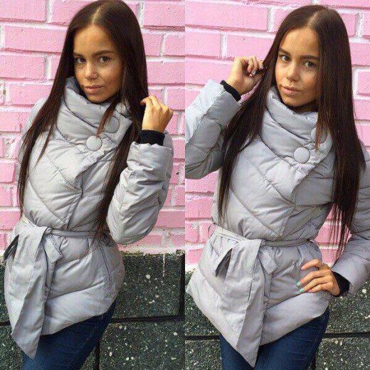 Куртка осень-зима. Фото 1. Санкт-Петербург.