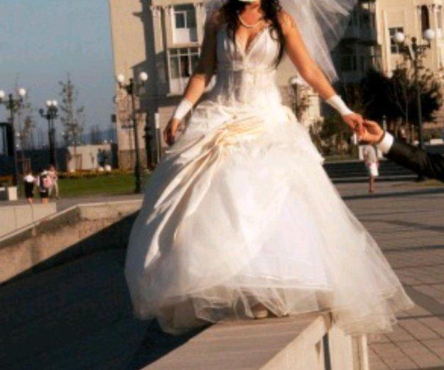 Свадебное платье от анны богдан. Фото 2. Новороссийск.