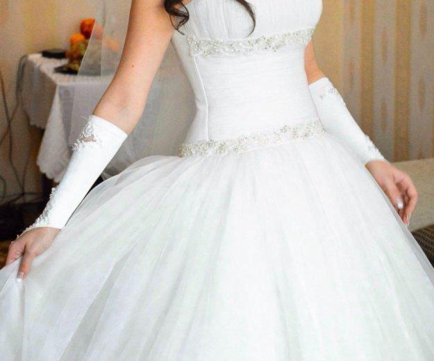 Свадебное платье и прочее. Фото 1. Саратов.