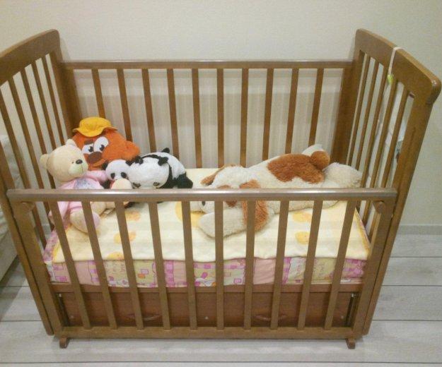 Детская кроватка б/у. Фото 1. Одинцово.