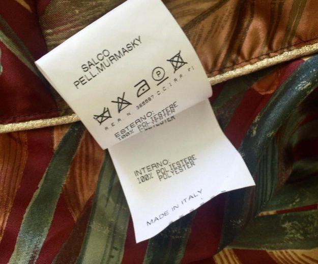 Куртка италия, новая, размер 46. Фото 4. Сочи.