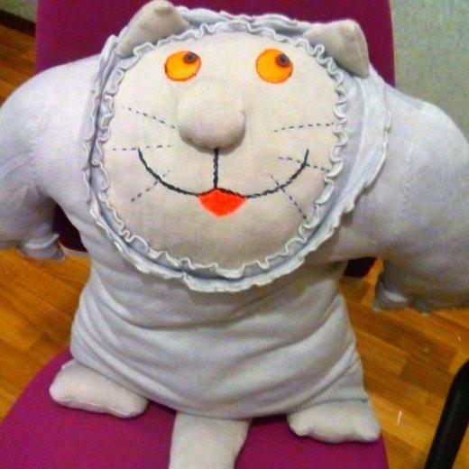 Мягкие игрушки-подушки!. Фото 3. Краснодар.