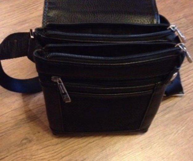Мужская сумка. Фото 4. Бор.