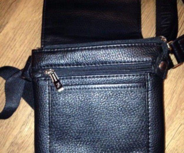 Мужская сумка. Фото 2. Бор.