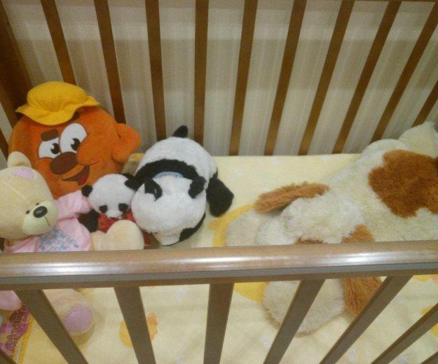 Детская кроватка б/у. Фото 4. Одинцово.