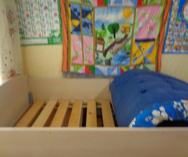 Кровать детская. Фото 1. Арамиль.