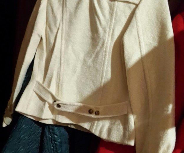Пиджак пальто жакет демисезонный chloé. Фото 2. Москва.