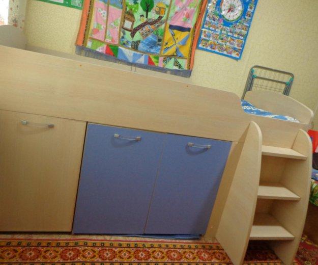 Кровать детская. Фото 3. Арамиль.