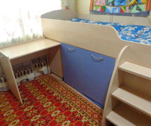 Кровать детская. Фото 4. Арамиль.