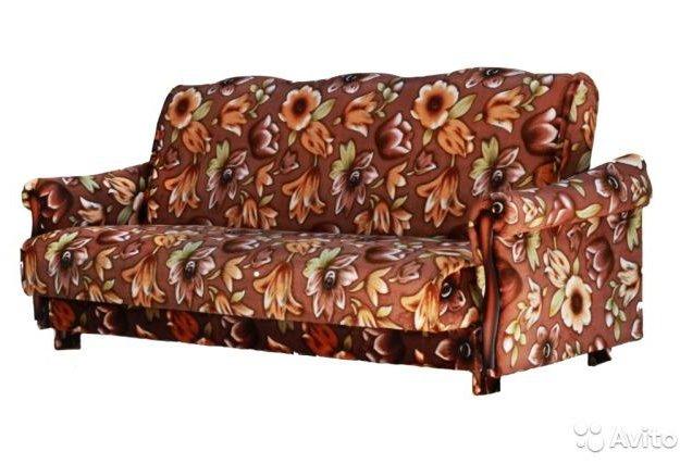 1.диван велюр зебра. Фото 1. Саратов.