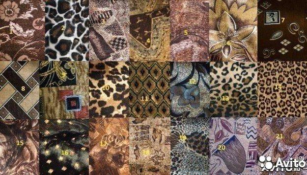 1.диван велюр зебра. Фото 2. Саратов.