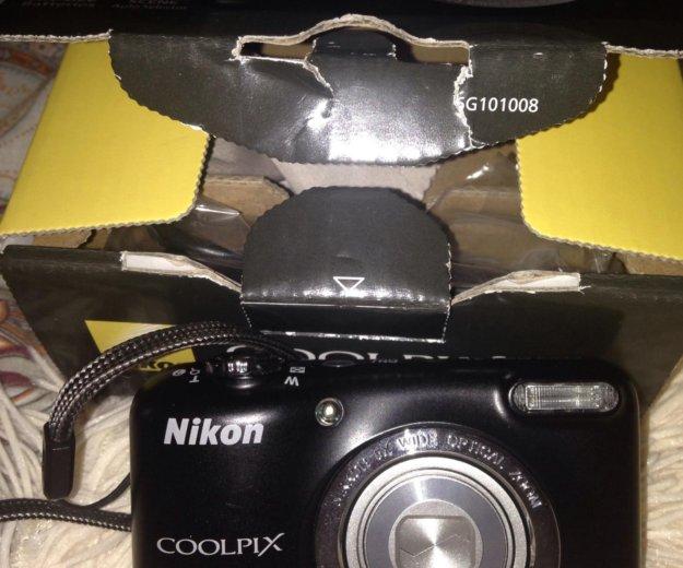 Nikon coolpix l31. Фото 2. Москва.