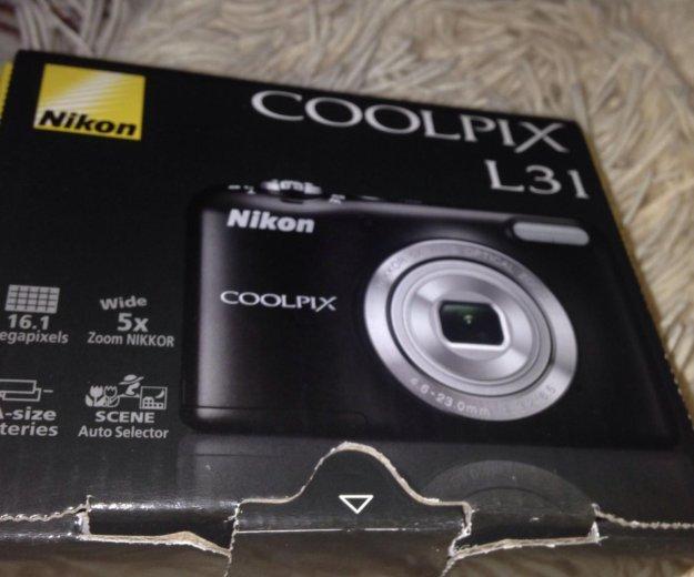 Nikon coolpix l31. Фото 3. Москва.