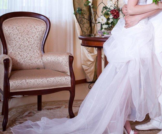 Короткое свадебное платье. Фото 2. Пермь.