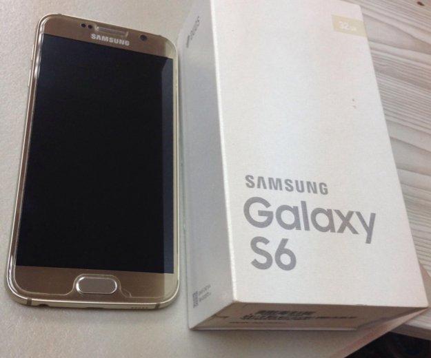 Samsung galaxy s6 duos. Фото 3.