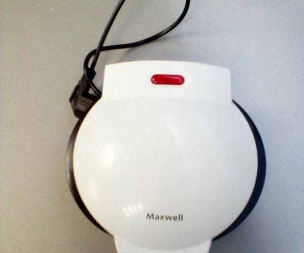 Продам вафильницу maxwll. Фото 2. Тюмень.