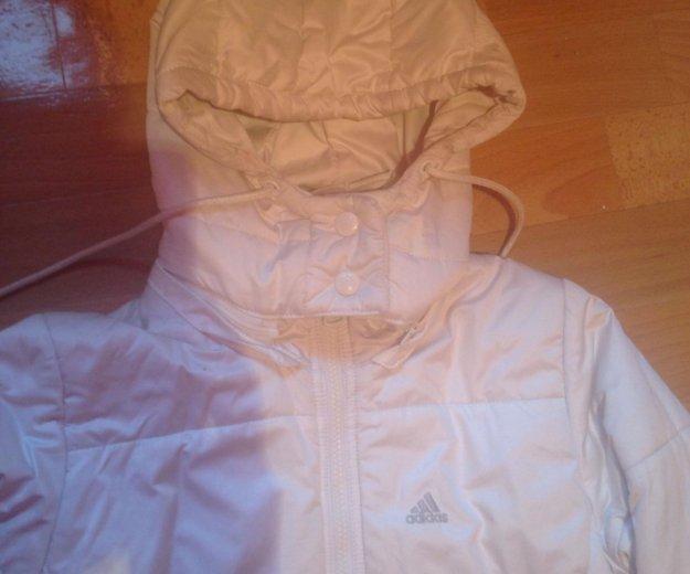 Куртка адидас. Фото 1. Кемерово.