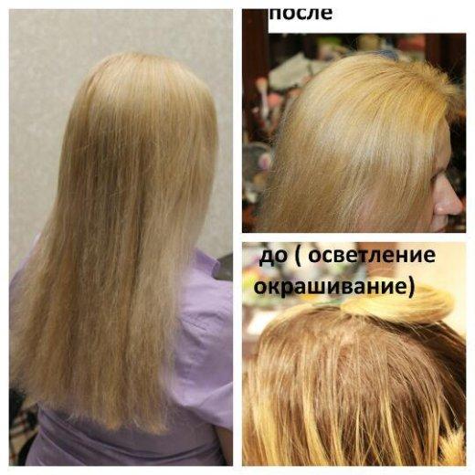 Парикмахерское исскуство. Фото 1. Москва.